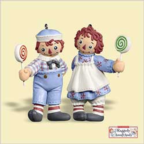 2006 Raggedy Ann - Sweet Memories