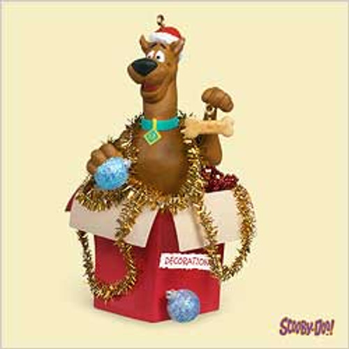 2006 Scooby-Doo - Decorating