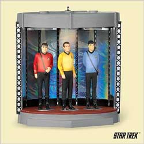 2006 Star Trek - Transporter Chamber
