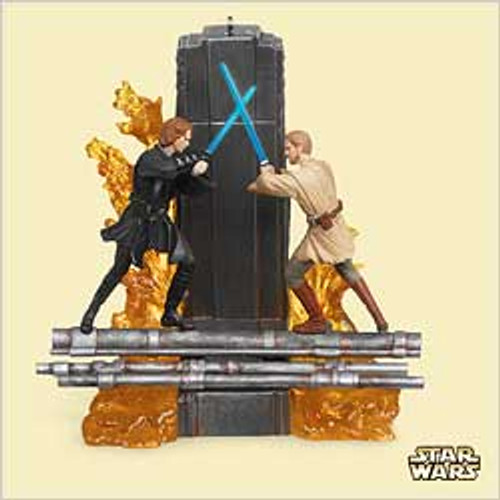 2006 Star Wars - Anakin Skywalker And Obi-wan