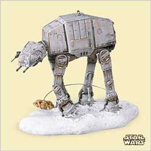 2006 Star Wars - Imperial AT-AT and Rebel