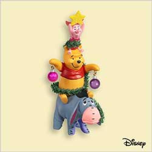 2006 Winnie The Pooh - A Very Friendly Tree