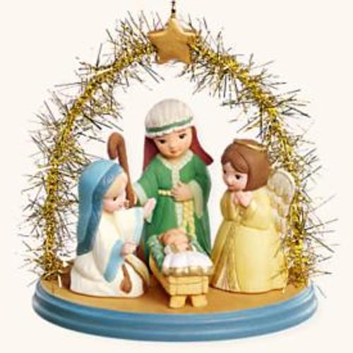 2008 A Precious Gift - Nativity