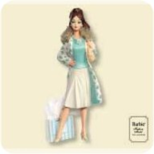 2007 Barbie - Continental Holiday
