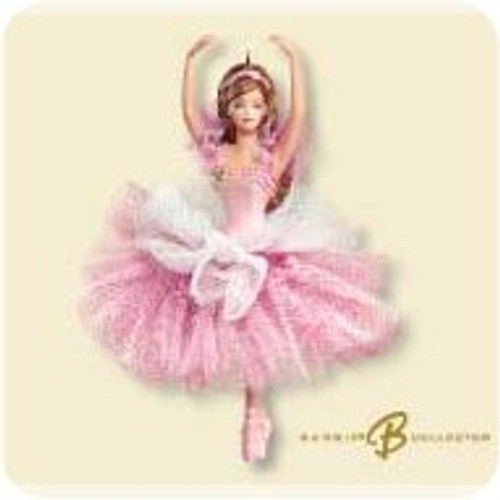 2007 Barbie - Flower Ballerina