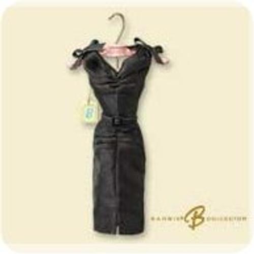 2007 Barbie - Little Black Dress