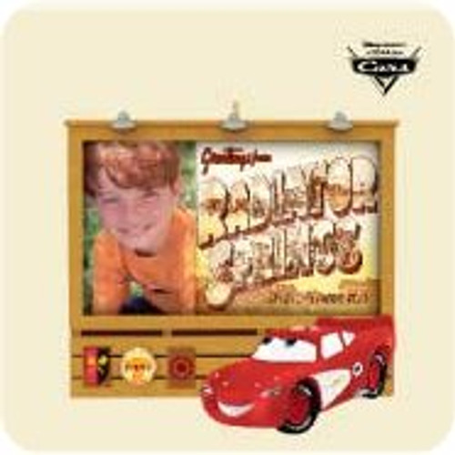 2007 Disney - Cars Photo Holder