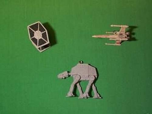 1996 Starwars Ships