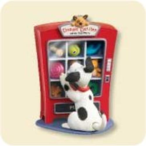2007 Dog Vending Machine