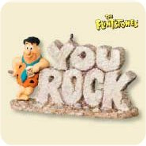 2007 Flintstones - You Rock