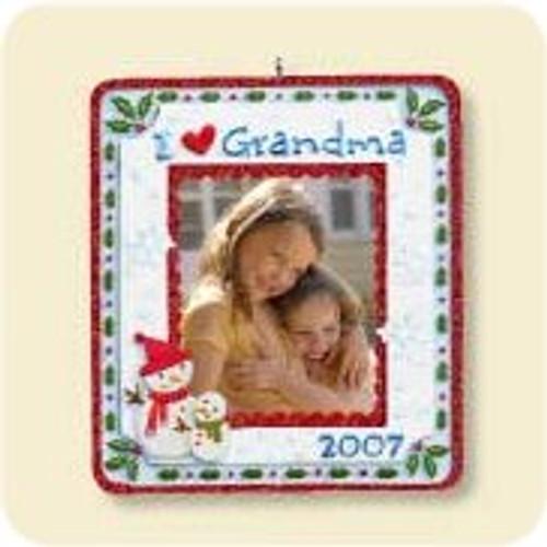 2007 Grandma - Photo