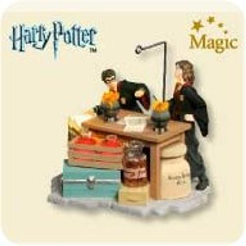 2007 Harry Potter - Cauldron Trouble
