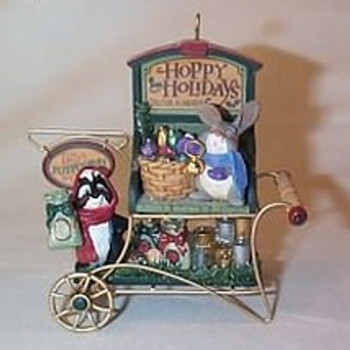 2007 Kringlewood Farms - Hoppy Holidays Decor