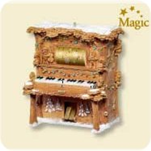 2007 Merry Music For Santa - Piano