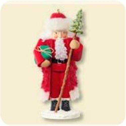 2007 Nutcracker Santa