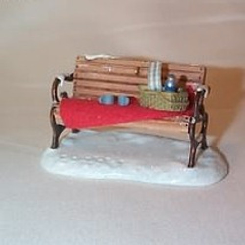 2007 Winter Park - Cozy Bench