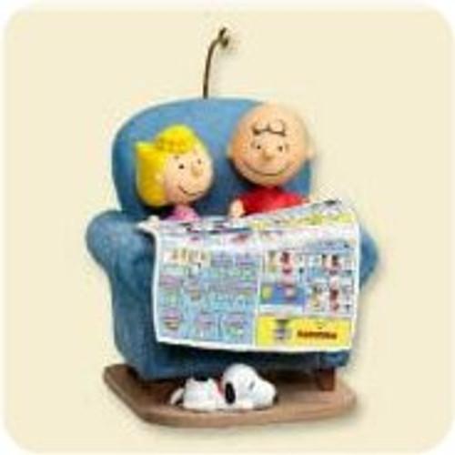 2007 Peanuts - The Sunday Funnies