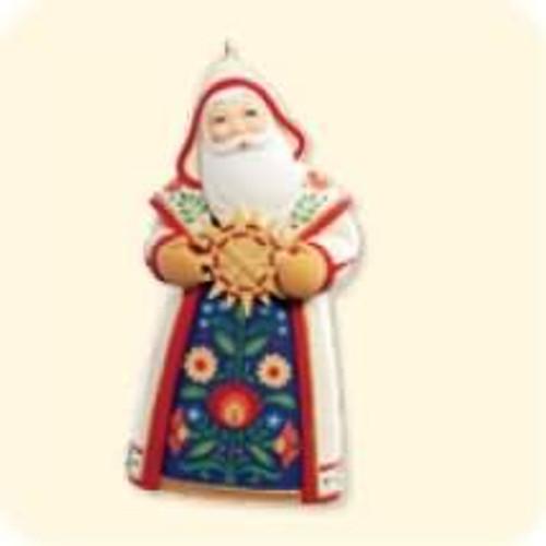 2007 Santas From Around The World - Poland