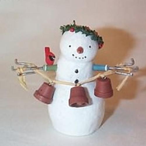 2007 Snowmen - Garden Bells