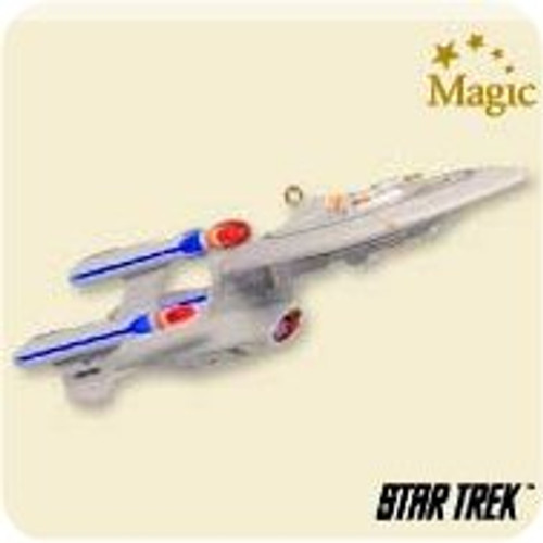 2007 Star Trek - Future USS Enterprise