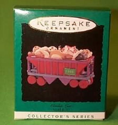 1996 Noel Railroad #8 - Cookie Car