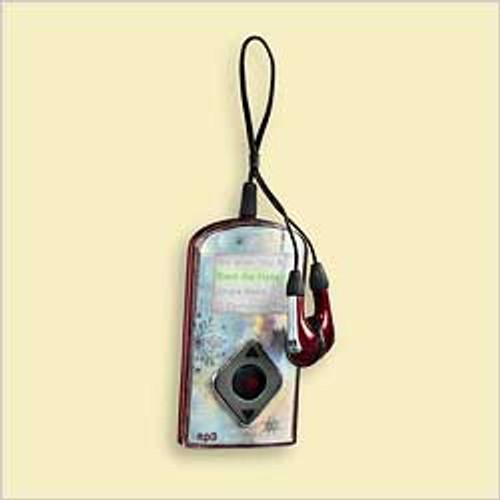 2006 MP3 Player Ornament