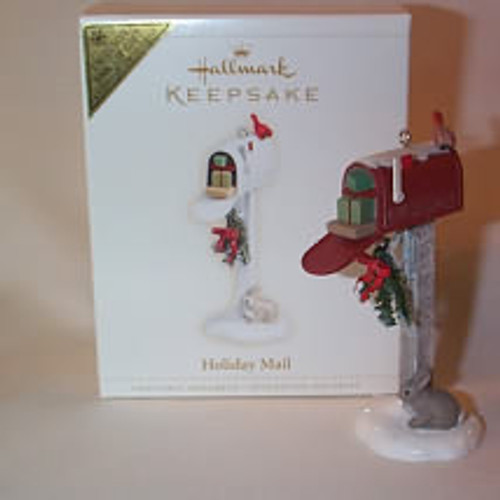 2006 Holiday Mail - Colorway