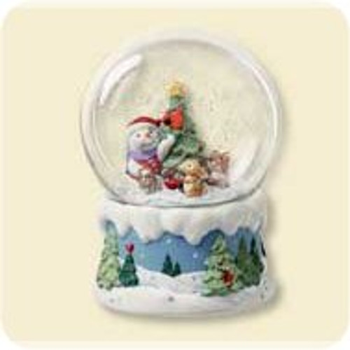 2007 Snow Buddies - Snow Globe