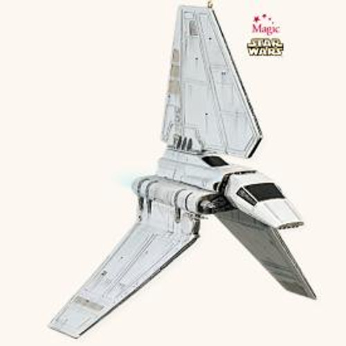 2008 Star Wars - Imperial Shuttle