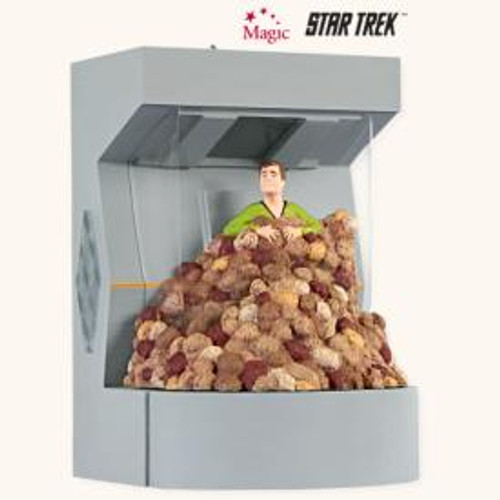 2008 Star Trek - Trouble W Tribbles