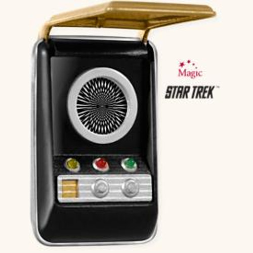 2008 Star Trek - Communicator