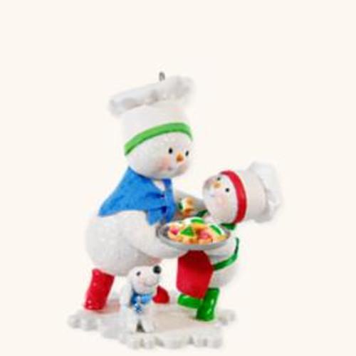 2008 Seasons Treatings - Snowmen