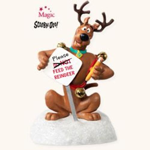 2008 Scooby-Doo - Reindeer In Disguise