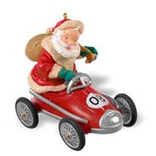 2008 Santa Takes A Spin - Club
