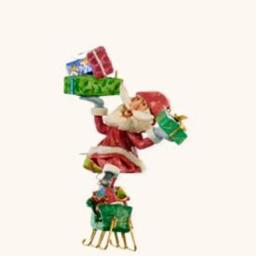 2008 Santa - The Spirit Of Giving