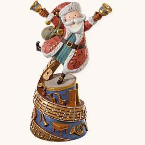 2008 Santa - Ringing In The Season Tabletop