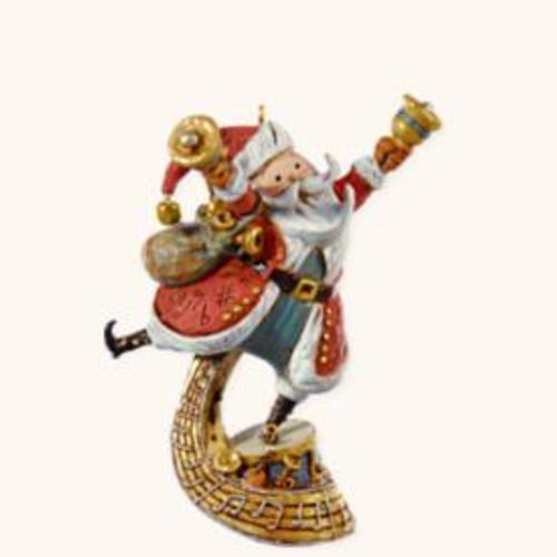 2008 Santa - Ringing In The Season