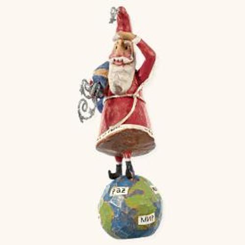 2008 Santa - Peace On Earth