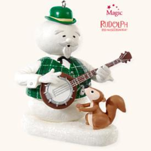 2008 Rudolph - Sam The Snowman