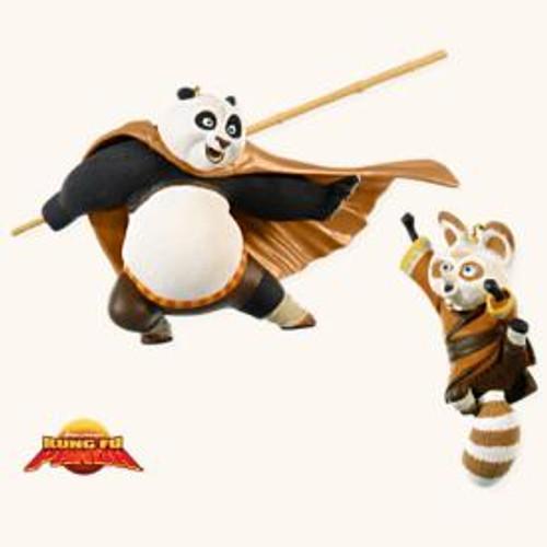 2008 Po and Shifu - Kung Fu Panda