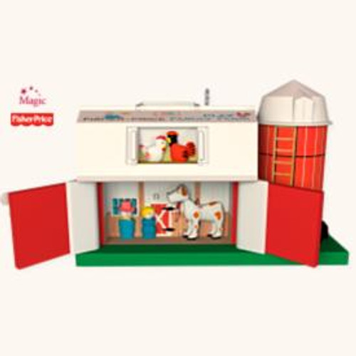 2008 Play Family Farm - Fisher Price