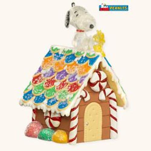 2008 Peanuts - Home Sweet Home
