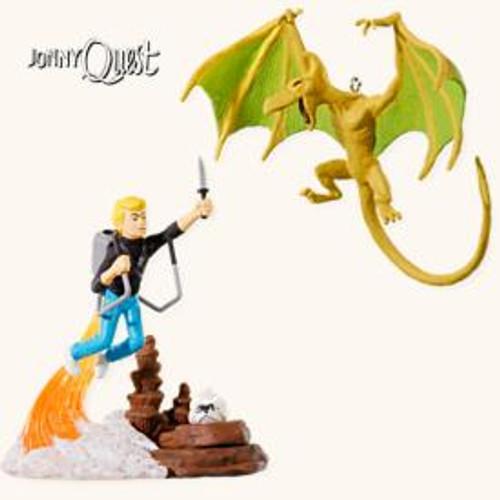 2008 Jonny Quest Set Of 2