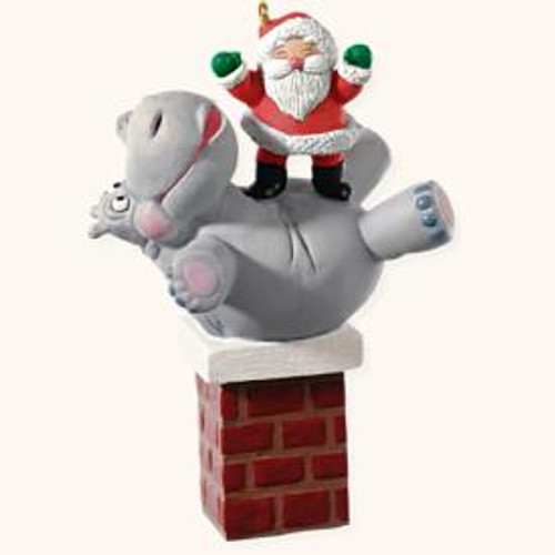 2008 I Want A Hippo For Christmas