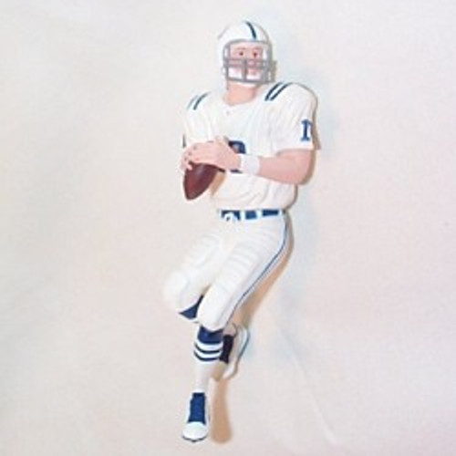 2008 Football - Peyton Manning - White Jersey