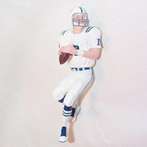 2008 Football - Peyton Manning - White Jersey