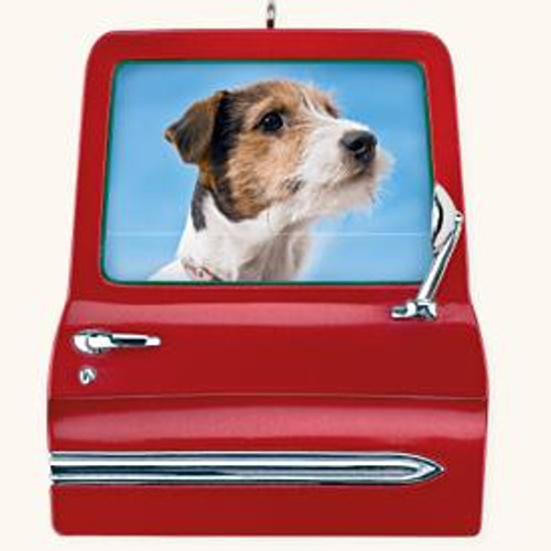 2008 Doggy In The Window Photoholder