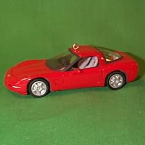 1997 Corvette - Miniature