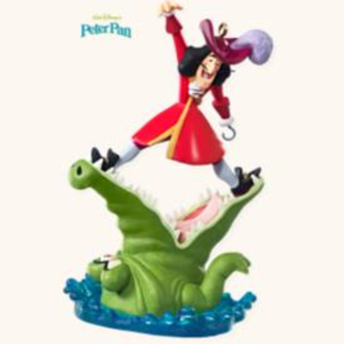 2008 Disney - Tick-tock Croc - Peter Pan