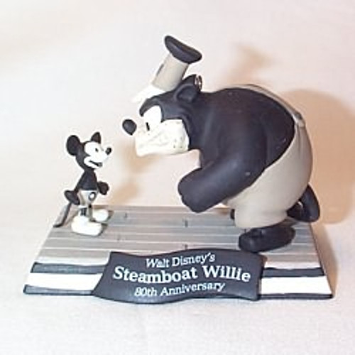 2008 Disney - Steamboat Willie - Ltd
